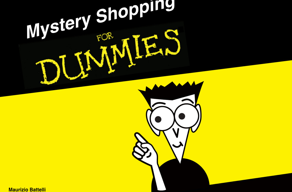 Mystery Shopping For Dummies [video webinar]